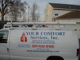 Air Comfort Services Your Comfort Services Inc 360 Dual Highway Hagerstown Md Heating