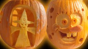 Halloween Pumpkin Decorating Ideas Halloween Pumpkin Carving Ideas Youtube