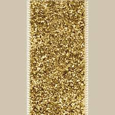 gold glitter ribbon ribbon gold glitter caspari r792