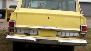 wagoneer jeep lifted 1973 jeep wagoneer youtube