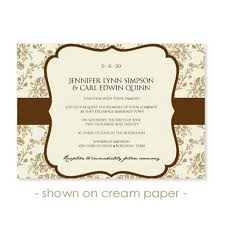 wedding template invitation wedding invitation card template amulette jewelry