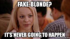 Blonde Memes - 18 blonde memes that are brutally funny sayingimages com
