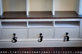 Mudroom Lockers Ikea Turn An Ikea Base Unit Into Diy Custom Lockers For Your Home