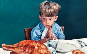 norman rockwell thanksgiving prayer images free