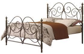 Iron Headboard And Footboard by Queen Iron Headboard U0026 Footboard Bed 300258q