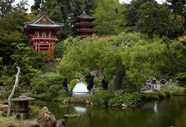Botanical Gardens Golden Gate Park trendy tripping luxury las vegas