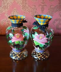 mackenzie childs vase igavel auctions mackenzie childs vases h4y8