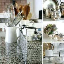kitchen counter decorating ideas rustic kitchen counter decor best decorkitchen decoration stylish