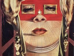 canapé bouche dali 2014 histoire des arts rostro de mae salvador dalí