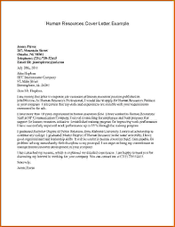 hr covering letter pin cover letter for human resources role on