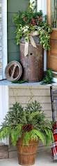 Restaurant Patio Planters by 24 Colorful Outdoor Planters For Winter And Christmas Decorations