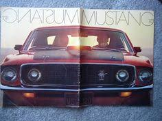 1965 mustang convertible for sale ebay black 1965 mustang convertible promotional sales brochure