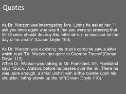 quotes about death camps the hound of the baskervilles chapter 11 by will and madison