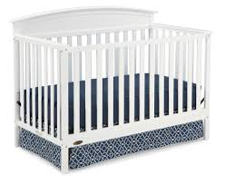How To Convert Graco Crib To Toddler Bed by Graco Benton 5 In 1 Convertible Crib White