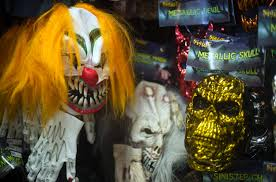 halloween costumes spirit store creepy clown sightings no laughing matter the japan times