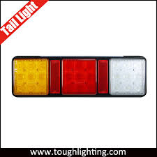 aftermarket lights for trucks china emark approved 3 pod led combination aftermarket truck tail