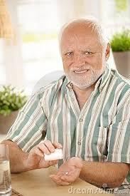 Old Guy Meme - hide the pain harold lush men pinterest meme