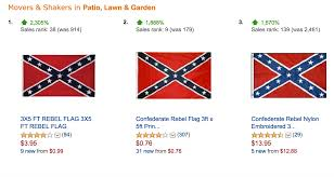 Confeserate Flag Confederate Flag Sales Up At Amazon By 3 260 Percent Breitbart