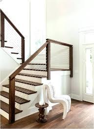 Home Depot Interior Stair Railings Interior Stair Railing Wood Indoor Stair Railing Kits Home Depot