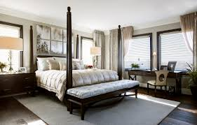 hamptons inspired luxury master bedroom before and after san