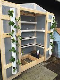 Garden Shed Greenhouse Plans Greenhouse With Pvc Pipe And Gutters Greenhouse Pinterest