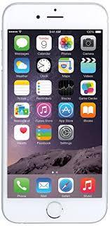 pc bureau apple apple iphone 6 argent 16go smartphone débloqué reconditionné