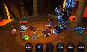 legion of heroes apk magic legion mists of orcs for android free magic