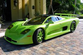 lime green aston martin automotiveblogz lime green mosler mt900s photos