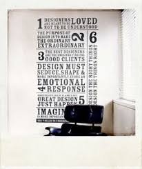 Great Impact With This Panel Of Words Imagine Waiting In This - Wall graphic designs