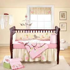Dahlia Nursery Bedding Set Dahlia Nursery Bedding Set Baby Crib Bedding Baby Peeking
