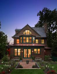 designing a new shingle style house with classic old style