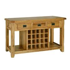 console table with wine storage wine rack kitchen cabinet captainwalt com
