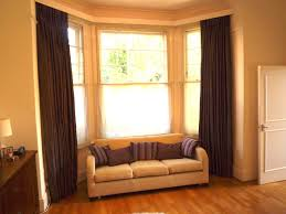 Window Bay Curtains Curtains Bay Window Curtain Ideas Designs 50 Cool Bay Window