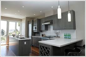 grey painted kitchen cabinets home decorating ideas grey colour kitchen cabinets
