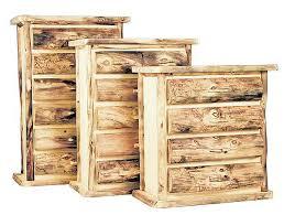 Rustic Log Bedroom Furniture Rustic Log Bedroom Furniture Log Furniture Bed Reclaimed Wood