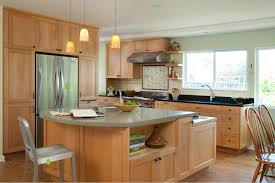Cheap Unfinished Kitchen Cabinets Online Get Cheap Natural Maple Cabinets Aliexpress Com Alibaba