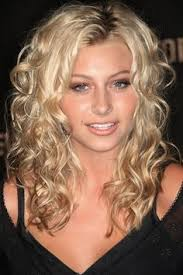 hairstyles with perms for middle length hair medium length spiral perm elegant long curly hairstyle and gold