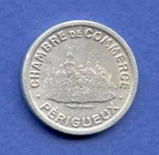 chambre de commerce perigueux 5 centimes chambre de commerce de périgueux 1923 1928 monnaie