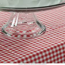gingham cotton square tablecloth country kitchen linens