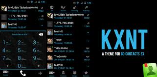 go contacts ex apk go contacts ex sandwich theme by kantbstopped519 on