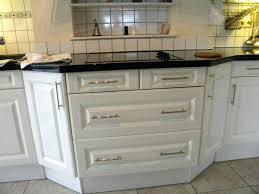 poign meuble cuisine inox design d intérieur meuble cuisine inox brosse changer poignee