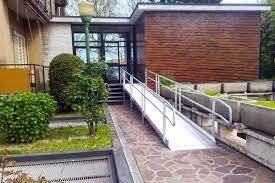 pedana per disabili pedane per disabili superare le barriere architettoniche spaziorem