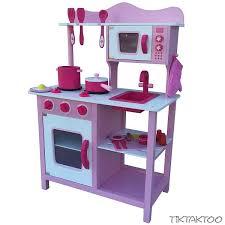 kinderk che holz rosa pink rosa kinderküche spielküche aus holz kinderspielküche