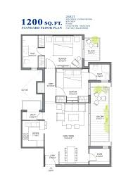 Full House Design Studio Hyderabad by 100 Square Meters House Plan Foot Plans Open Sq Ft Indian Style
