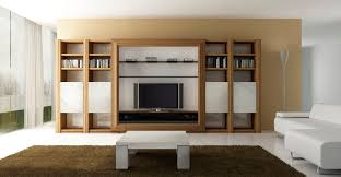 living room wall unit with side panels shelves tv compartment