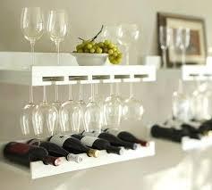from pottery barn wine racks pottery barn wine racks these entertaining shelves