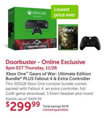 10 best black friday deals ever best xbox one deals black friday 2015 u2022 bargains to bounty