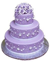 wedding cake online buy fabulous lilac wedding cake online in kochi ohmycake in