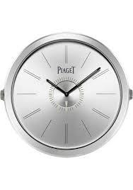 desk clock piaget altiplano desk clock watches from swissluxury