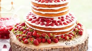 Fresh Fruit Wedding Cakes Southern Living